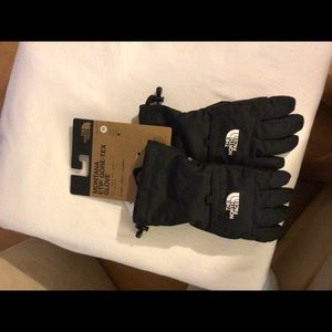 North Face Montana ETip GTX Mens Gloves Size M